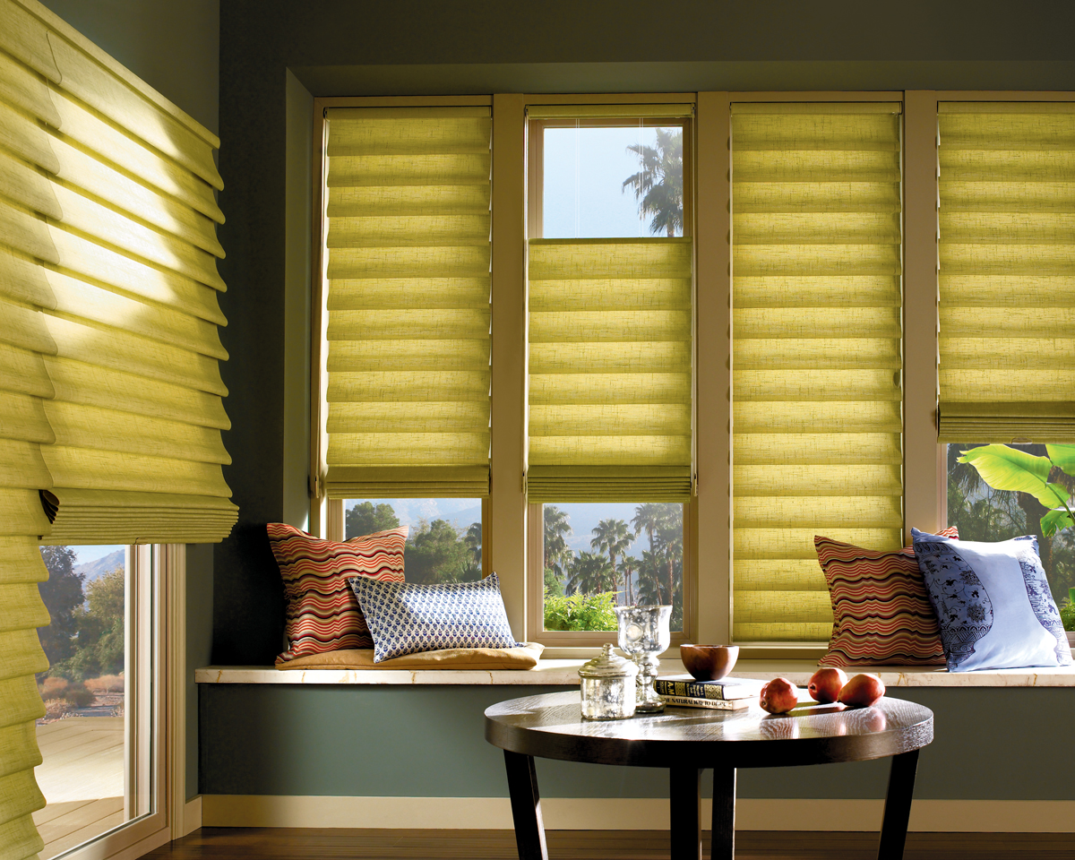 Blinds tucson blinds and shutters window coverings tucson - Hunter douglas interior shutters ...
